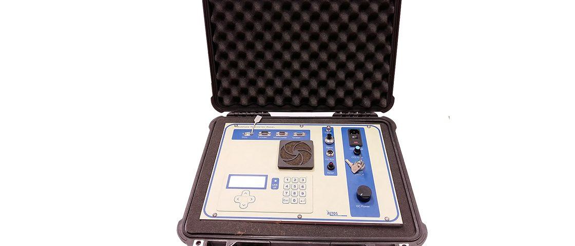 Surface Telemetry Panel